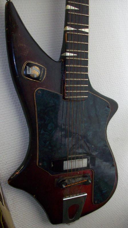 Ремонт эл гитары своими руками 47